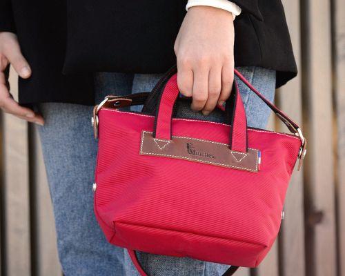 Le sac à main bandoulière 28 cm
